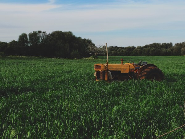 Biotalous traktori